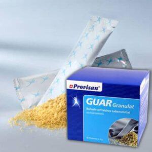 Provisan Guar Granulat (Stickpacks)