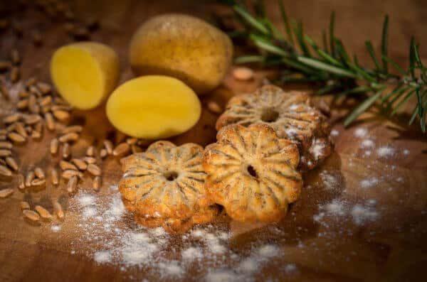 EPD Guezli Dinkel-Kartoffel, pikant