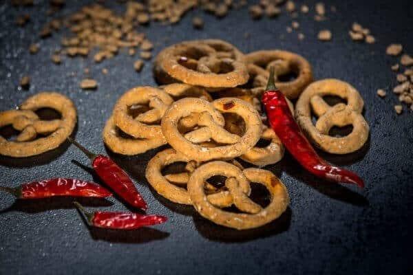 EPD Guezli Weizenschrot mit Chili, scharf