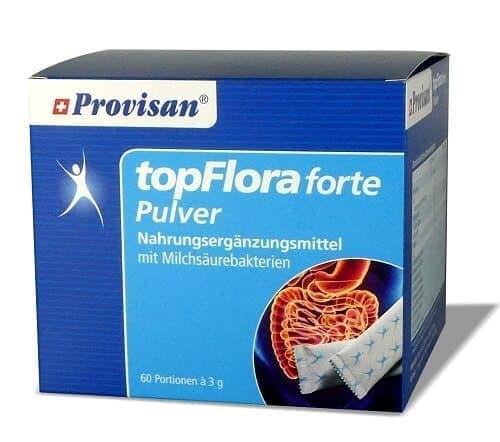 Provisan topFlora forte Pulver (Stickpacks)