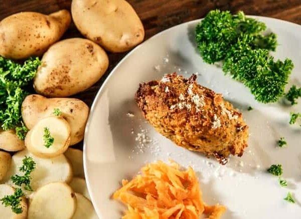 EDP-Kartoffel-Rüebli-Chüechli