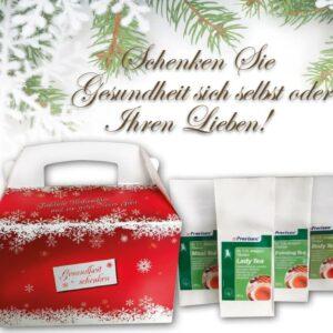weihnachtsgeschenk-box
