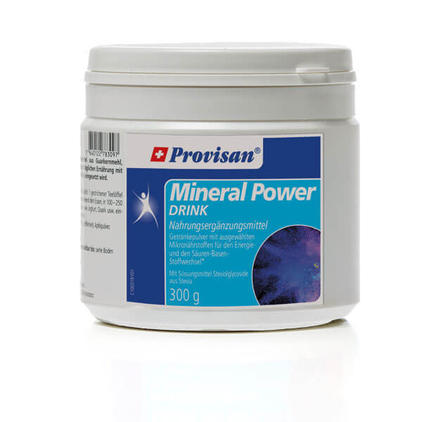 Provisan Mineral-Power-Drink